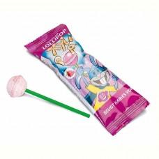 Miradent XyliPOP Lollipops konfekte uz kociņa ar ksilitolu, 6g