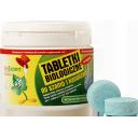 Bioloģiskās tabletes sausajām tualetēm un kanalizācijai, 12gb