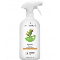 Attitude tīrīšanas līdzeklis vannas istabai ar citrusa smaržu, 800ml