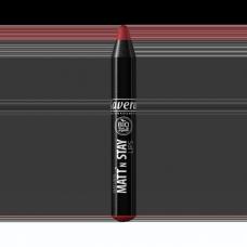 Lavera Matt'n Stay lūpu krāsa / zīmulis, Red 03, 3,1g