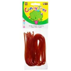 """Candy Tree BIO zemeņu garšas """"šņores"""", 75g"""