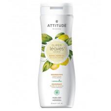 Attitude Super Leaves dušas želeja atjaunojoša ar citronu lapu ekstraktu, 473ml
