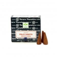 Satya smaržkociņi / konusi Palo Santo, 12gb.