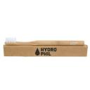 Hydrophil bambusa zobu birste pieaugušajiem vidēji mīksta (Medium), Natural