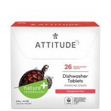 Attitude tabletes trauku mazgājamai mašīnai, 26gb/416g