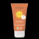 """Attitude Sun saules aizsarglīdzeklis mazuļiem un bērniem """"Vanilla Blossom""""ar SPF 30, 150g"""