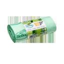 BioBag biokompostējami atkritumu maisi, 140-190l, 10gb.