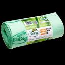 BioBag biokompostējami atkritumu maisi, 125-150l, 5gb.