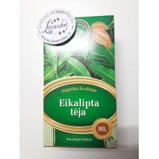 Tēju Fabrika eikalipta tēja, 80g