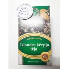 Tēju Fabrika Islandes ķērpja tēja, 50g