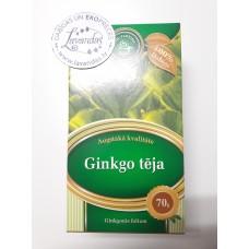Tēju Fabrika ginkgo tēja, 70g