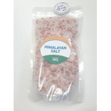 Himalayan Salt Himalaju rozā sāls rupjais, 500g