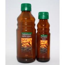 Duo AG melno piparu un kurkuma eļļa, 250ml