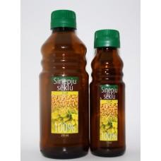 Duo AG 100% sinepju sēklu eļļa, 250ml