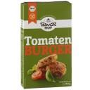 Bauckhof BIO bezglutēna tomātu burgeri ar baziliku, 140g