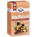 Bauckhof BIO bezglutēna pankūku un vafeļu maisījums, 200g