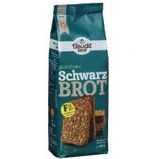 Bauckhof BIO bezglutēna ātrās tumšās sēklu maizes maisījums, 500g