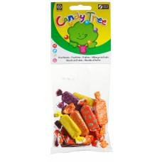 Candy Tree BIO augļu mīkstās konfektes dažādas, 75g