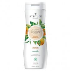 Attitude Super Leaves dušas želeja enerģizējoša ar apelsīnu lapu ekstraktu, 473ml