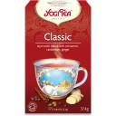 """Yogi Tea BIO klasiskā tēja """"Classic"""", 17pac./37,4g"""