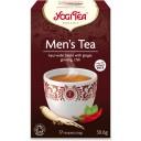 """Yogi Tea BIO tēja vīriešiem """"Men`s Tea"""", 17pac./30,6g"""