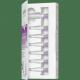 Lavera nostiprinoša intensīvā 2 fāžu kūre sejas ādai ar Green Lift kompleksu un trīskāršas iedarbības hialuronskābi, 7 x 1ml