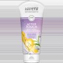 """Lavera dušas želeja ar bio ingveru un mačas tēju """"Active Touch"""", 200ml"""