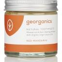 "Georganics zobu pasta ""Sarkanais mandarīns"", 60ml"