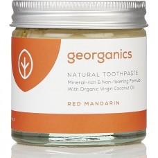 """Georganics zobu pasta """"Sarkanais mandarīns/ Apelsīns"""", 60ml"""