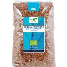 Bio Planet BIO kvinoja, sarkanā, 1kg