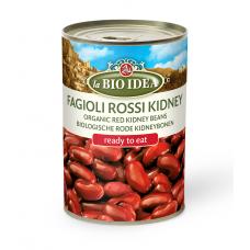 La Bio Idea BIO sarkanās pupiņas, konservētas, 400g