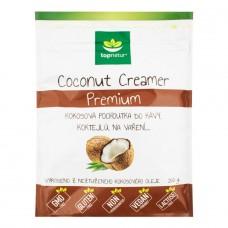 Topnatur Premium kokosriekstu krēma pulveris, 150g
