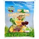 Okovital BIO Frutti Worms- tārpiņi, augļu želejkonfektes bez želatīna, 100g