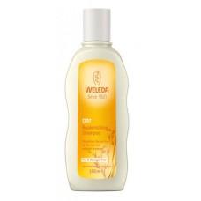 Weleda atjaunojošs auzu šampūns matiem, 190ml