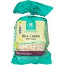 Urtekram Food BIO bezglutēna rīsu galetes ar jūras sāli, 100g