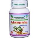 Planet Ayurveda uztura bagātinātājs Ašvagandha (Ashwagandha), 60kaps.