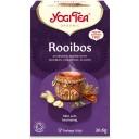 Yogi Tea BIO tēja ar roibušu, 17pac./30,6g