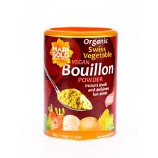 Marigold BIO Šveices dārzeņu buljons Organic (sarkanais), 500g
