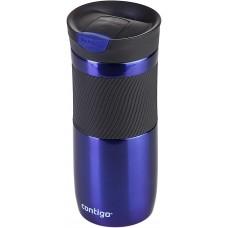 Contigo Snapseal Byron termokrūze Deep Blue, 470ml