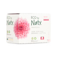 Naty tamponi Super Plus, 15 gab.
