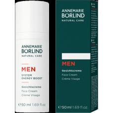 Annemarie Borlind Men sejas krēms vīriešiem, 50ml