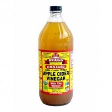 Bragg Pola Brega BIO ābolu sidra etiķis, 946ml