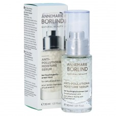 Annemarie Borlind Anti-Pollution&Moisture Serum aizsargājošs/mitrinošs serums, 30ml