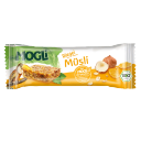 Mogli BIO batoniņš ar graudu pārslām Crunchy, 25g