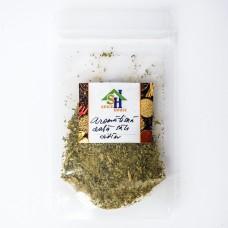 Spice House aromātiskā zaļā sāls zivs cepšanai, 20g