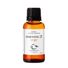 Daknang - 2 Synergy Power uztura bagātinātājs stresa samazināšanai un prāta nomierināšanai, 30ml
