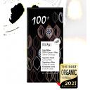 Vivani BIO 100% melnā šokolāde ar drupinātām pupiņām no Santodomingo, 80g