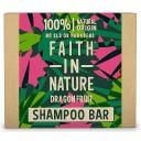 Faith in Nature cietais šampūns / šampūnziepes pitaijas, 85g