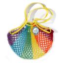 Filt tīkliņsoma Rainbow (varavīksne)
