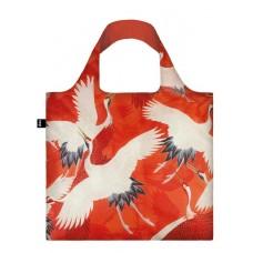 """Loqi saliekamā eko soma Muzeju kolekcija """"Kimono ar dzērvēm"""""""